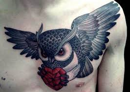 dark night owl tattoo photos pictures and sketches tattoo