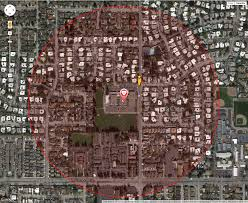 Sunnyvale Zip Code Map by Pulsepoint Org Aed
