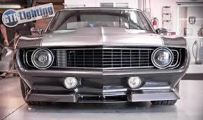 hid lights for classic cars camaro tru projector headlights better automotive lighting