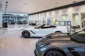 exotic car dealership brand rollout design architect arkinetics