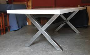 X Table Base Custom Table Base 25 Best Custom Tables Ideas On Pinterest Outdoor