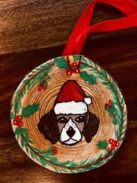 2017 christmas ornament fundraiser triangle beagle rescue