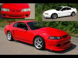1995 mustang gt cobra ford svt cobra r mustang collection extremely 1993 1995 and