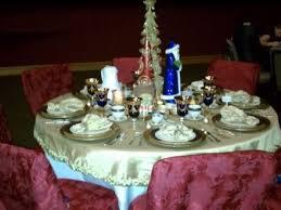 Christmas Luncheon Table Decoration Ideas by And Tangles Spring Luncheon Stage And Table Decoration Ideas