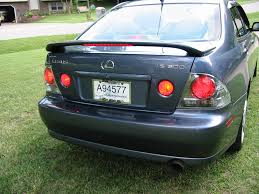 2005 lexus is300 wagon need spoiler advice for 2004 bsm is300 page 2 lexus is forum