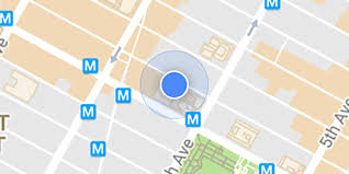 Michigan Google Maps by Google Maps Adds Location Sharing Quietly Drools Over Your Data