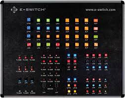 lighted rocker switch 12v illuminated briefcase from e switch e switch com