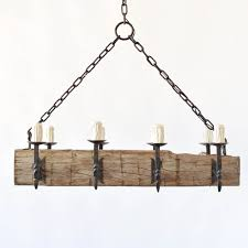 rustic beam light fixture large rustic beam chandelier the big chandelier