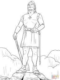 viking coloring pages warrior page superhero ship vikings to print