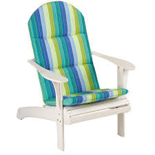 Outdoor Chair Furniture Enchanting Adirondack Chair Cushions For Cozy Outdoor