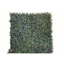 Home Depot Decorative Wall Panels Greensmart Decor 20 In X 20 In Artificial Ficus Wall Panels Set