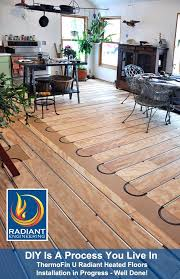 39 best home owners installing radiant heating images on