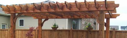 Red Cedar Pergola Kits by Plain Design Wooden Pergola Kit Sweet Western Red Cedar Pergola