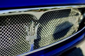 2002 maserati ornament photograph by reger