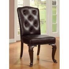 Black Walnut Dining Chairs Walnut Dining Chair Wayfair