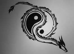 tribal yin yang by nothing4free on deviantart