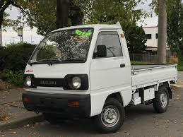 suzuki carry pickup 1991 suzuki carry 4x4 10k miles adamsgarage sodo moto
