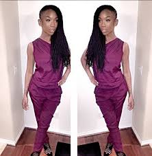 brandy the game hair cut brandy instagrams new hairstyle senegalese twists the style
