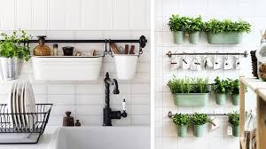 barre de rangement cuisine 5 idées pour le rangement mural dans la cuisine cuisine