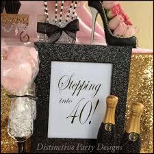 fashion birthday party ideas 40th birthday parties 40 birthday