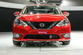 nissan sentra front bumper refreshing or revolting 2016 nissan sentra motor trend