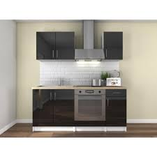 meuble haut cuisine noir laqué meuble haut cuisine noir laqu haut cm porte master gris anthracite