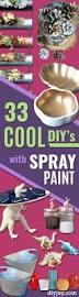 Do It Spray Paint - 33 cool diys you can make with spray paint diy joy