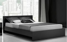 belcourt black 3 pc queen platform bed beds colors in frame plan