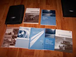 2007 ford expedition owners manual ford motor company amazon com