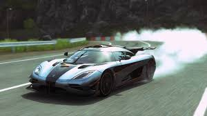 koenigsegg one 1 wallpaper driveclub koenigsegg one 1 powersliding lake shoji 1080p youtube