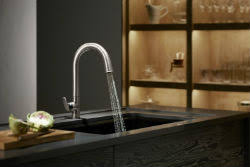 sensate touchless kitchen faucet touchless faucet reviews technology fitted right in your bathroom