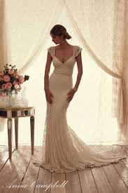 pretty anna campbell spirit bridal collection be modish
