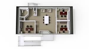 24 u0027 x 44 u0027 designer modular office trailers modspace