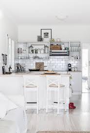 37 best white kitchen ideas decor images on pinterest white home tour family friendly home in australia
