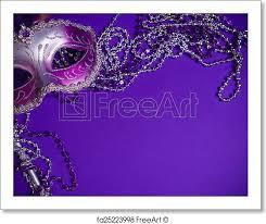 purple mardi gras free print of purple mardi gras or venetian mask on purple