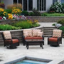 innovative lovely backyard creations patio furniture backyard