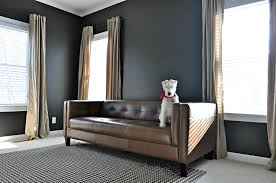 how to hang curtains the easy way u2014 decor and the dog