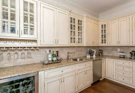 white gloss glass kitchen cabinets how to glaze kitchen cabinets diyer s guide bob vila