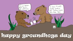 groundhogs mini dove comics