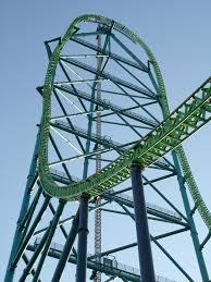 Six Flags New Jersery 10 Highest Roller Coasters On Earth Entertainment Designer