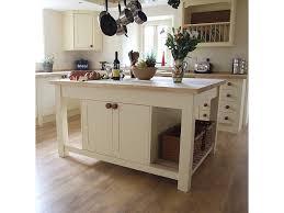 free kitchen island freestanding kitchen island houzz regarding free standing kitchen