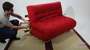 sofa futon sofa cama futon modelo s casal kotton futons
