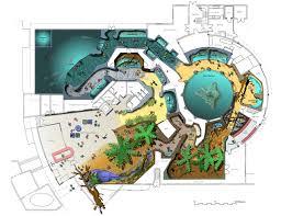 Georgia Aquarium Floor Plan Charleston Aquarium On Behance Oceanarium Pinterest Aquariums