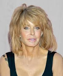 15 photo of long haircuts for women over 50