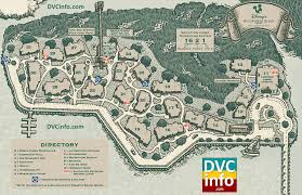 Walt Disney World Resorts Map by Disney U0027s Hilton Head Island Resort Dvcinfo Com