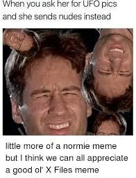 Xfiles Meme - 25 best memes about x files meme x files memes
