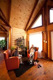 how will you design your interior timber block