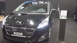 peugeot 5008 interior dimensions peugeot 5008 2016 exterior and interior in 3d youtube