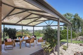 Span Tables For Pergolas by Outback Gable Stratco