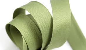 cotton ribbon saddle stitch naturals products papillon ribbon bow
